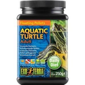 Exo Terra Aquatic Turtle Floating Pellets Adult 250gm