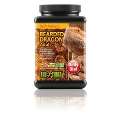 Exo Terra Bearded Dragon Food Adult 540gm