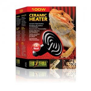 Exo Terra Ceramic Heat Emitter 100w