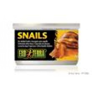 Exo Terra Canned Snails Unshelled