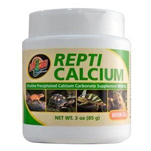 Zoo Med Repti Calcium with D3 3oz.
