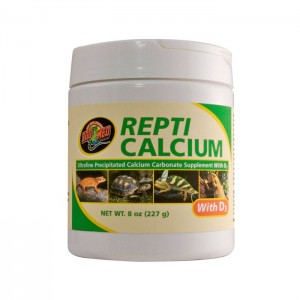 Zoo Med Repti Calcium with D3 8oz