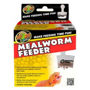 Zoo Med Hanging Mealworm Feeder