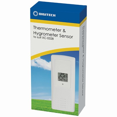 8 Channel Wireless Thermometer Hygrometer Sensor
