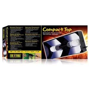 Exo Terra Compact Fluoro Light 45cm