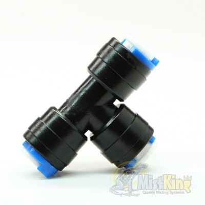 Mistking Value 1/4 Inch Tee