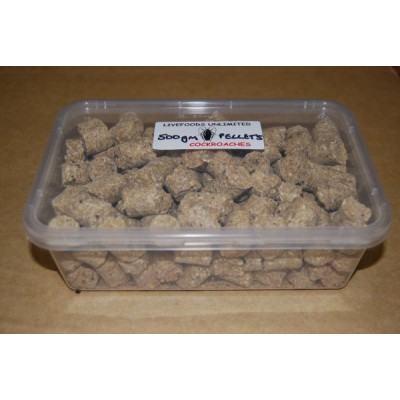 Wood Cockroach Pellets