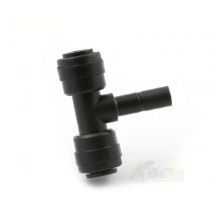 Value 1/4 Inch Plug In Tee